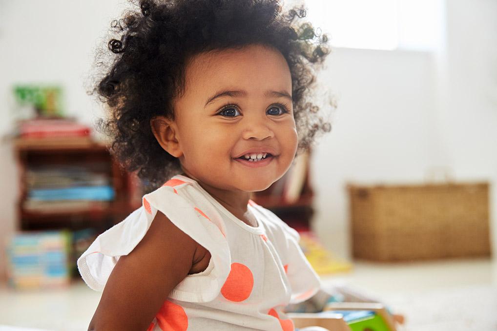 cuando les salen los dientes a los bebés - Prodental