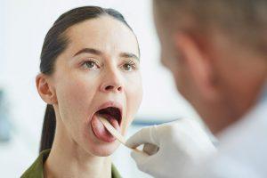 Detección precoz del cáncer de lengua