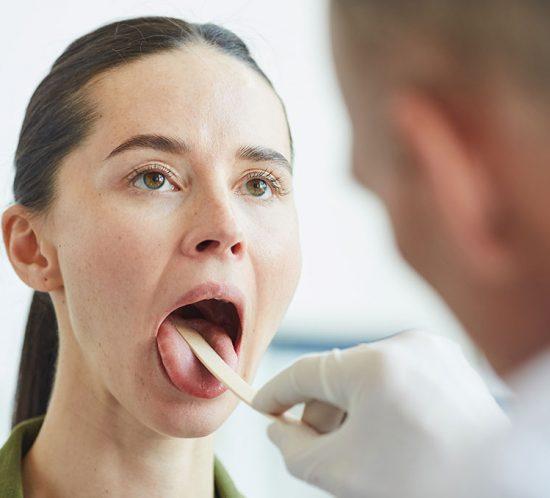 cáncer de lengua